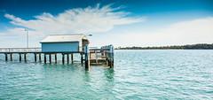 Jetty (simonmgc) Tags: victoriapoint pier terminal coochiemudlo ferry jetty
