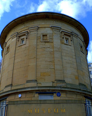 Rotunda Museum, Scarborough (Tony Worrall) Tags: yorkshire yorks scene scenery northyorkshire resort yorkshirephotos east eastern seasidetown welovethenorth update place location uk england north visit area attraction open stream tour country item greatbritain britain english british gb capture buy stock sell sale outside outdoors caught photo shoot shot picture captured scar scarborough architecture building