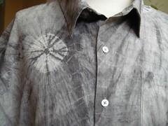 chemise grise shi det