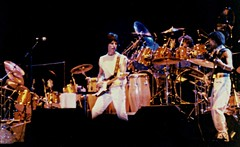 Concerts and arenas (MoparMadman63) Tags: 1984 jeffbeck concert performance people group crowd reunionarena dallastx city texas loud 35mm analog