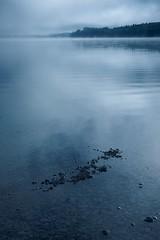 Misty morning at Lake Bohinj (jools_b) Tags: slovenia ukanc sony a900