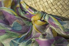 #(K)notSoBad (aenee) Tags: aenee nikond7100 nikkor50mm118d knotsobad smileonsaturday colourful kleurig knoop knot scarf sjaal sunhat zonnehoed dsc6930 20181020