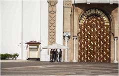 277- RESIDENCIA DE VERANO DE MOHAMED VI EN TETUÁN - (--MARCO POLO--) Tags: plazas calles rincones ciudades arquitectura puertas