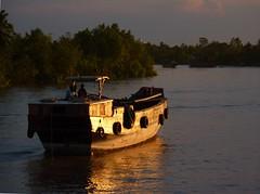 Vietnam - delta du Mekong (mda'skaly) Tags: vietnam mekong fleuve eau rivière bateau water river