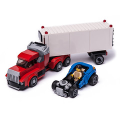 75889 BigRig & HotRod (KEEP_ON_BRICKING) Tags: lego moc car vehicle custom design afol building instructions tutorial howtobuild howtomake keeponbricking youtube 2018 2019 new 75889 ferrari ultimate garage lego75889 lego75889moc