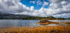 Loch Sunart (http://www.paradoxdesign.nl) Tags: loch sundart ardnamurchan scotland écosse schotland schottland landscape paysage landschaft uk britain mountains water lake sea