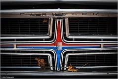 Chrysler 300 (geka_photo) Tags: gekaphoto lübeck schleswigholstein deutschland herbst auto kühlergrill chrysler oldtimer classiccar uscar