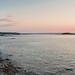 Sunset - Port Blanc