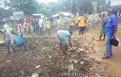 liberia36 (Let's Do It World) Tags: wcd2018 liberia worldcleanupday letsdoitworld cleanup streetwork tshirts