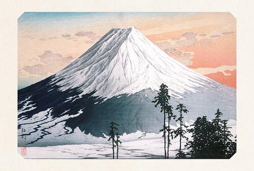 30-Carte postale // 10x15cm // Katsuyama