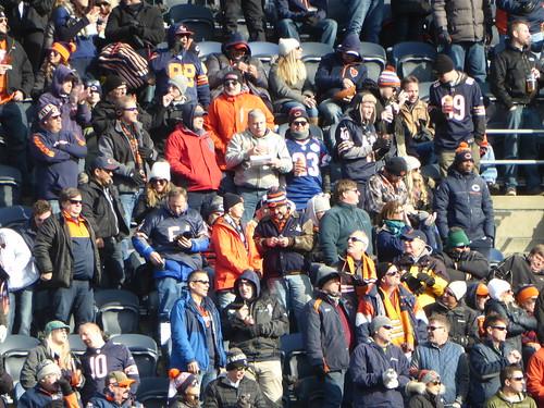 Chicago Bears v. Detroit Lions - November 11, 2018