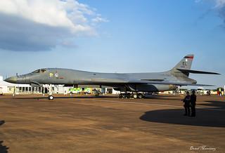 USAF Rockwell B-1B Lancer 85-0069