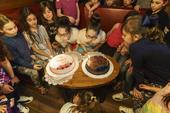 _DSC6329 (Shane Woodall) Tags: 2018 april birthday birthdayparty bowling bowlmore ella lily manhattan newyork party twins