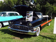1956 Packard Caribbean Convertible (JCarnutz) Tags: 1956 packard caribbean orphancarshow riversidepark ypsilanti