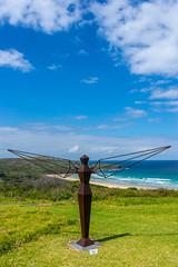Killalea State Park (5 of 12) (pyl_71) Tags: killalea state park the farm beach nsw illawarra statues art sun kite surfing