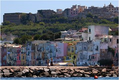 procida (Full Frame 2) Tags: procida campania mare colori estate