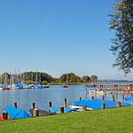 Übersee am Chiemsee - Die kleine Marina thumbnail