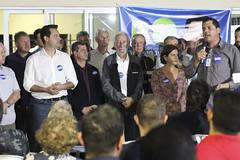 Reunião com Coordenadores e Prefeitos da Região Metropolitana - Carmelo Rangel