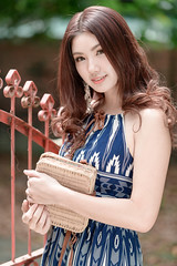 DSC_4891 (錢龍) Tags: 張倫甄 光復新村 外拍 時裝 眷村 nikon d850 cute girl 人像 甜美 長髮