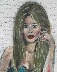 Después de bosquejar con restos de tinta, seguimos con óleo... . . Dibujos rapidos con óleo sobre papeles usados.. . . . . Bocetos... . #draw  #artlovers #artdaily #artist  #artoftheday #artofinstagram  #drawing  #painting  #oleo #oilpainting  #artwork  # (egc2607) Tags: sketch oilpainting eyes artwork belleza tattoo art color fit artdaily oil sketchbook beauty artphoto artlovers artoftheday photography artist painter painting sensualidad oleo instaart drawing zaragoza fotografia beautifulgirl sensuality artofinstagram draw