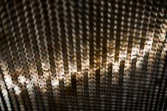 Amounts Of Lights (pni) Tags: metal mesh reflection steel human people being person sculpture art friezesculpture2018 regentspark uk18 london uk england unitedkingdom pekkanikrus skrubu pni myopia myopic nearsight unsharp blur focus bokeh light bubble