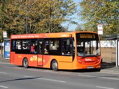 Reading Buses 131 - YX63 LGU (Berkshire Bus Pics) Tags: reading buses 131 yx63lgu alexander dennis enviro 200 slough