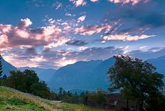 Sunrise over Slovenia (docoellerson) Tags: sunrise slovenia polarize gradient light morning autumn
