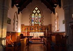 Chancel of St Peter & St Paul's Church, Worth (joshtilley) Tags: stpeterstpaul stpeterstpaulworth stpeterandstpaul stpetersandstpauls stpeterandstpaulschurch stpetersandstpaulschurch stpeterandstpaulschurchworth worthchurch worthkent kentchurch kent eastkent sandwich deal worthdeal saintpetersaintpaul saintpeterandsaintpaul ukchurch britishchurch englishchurch medievalchurch medievalarchitecture medievalbuilding medieval medievalera 12thcenturychurch 12thcentury 12thcenturyarchitecture normanchurch norman normanarchitecture normanera worth stpeterandstpaulworth churchinterior saintpeterandsaintpaulschurchworth churchchancel chancel chancelinterior