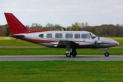 C-GUCA (Flightexec) (Steelhead 2010) Tags: flightexec piper pa31 navajo cargo yhm creg cguca