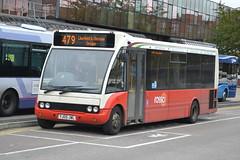 Transdev Rosso Optare Solo 148 YJ05JWL - Bury (dwb transport photos) Tags: transdev rosso bus optare solo 148 yj05jwl bury