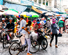 Phu Quoc, Vietnam (Kevin R Thornton) Tags: d90 phuquoc market nikon travel street people vietnam daymarket duongdong thànhphốphúquốc tỉnhkiêngiang vn