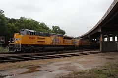 UP 3069 (CC 8039) Tags: up trains sd70ah es44ac ac6000 daytons bluff st paul minnesota