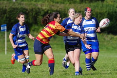 Lewes Ladies' First XV vs Medway - 7 October 2018 (Brighthelmstone10) Tags: lewes lewesrugbyclub lewesrugbyfootballclub medway medwayrugbyclub eastsussex sussex rugbyunion rugby rugbyfootball rugger stanleyturner stanleyturnerrecreationground stanleyturnerground pentax pentaxk3ii pentaxk3 pentaxdfa70200