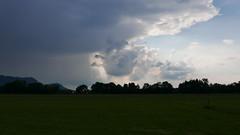 Wolken Sonne (Aah-Yeah) Tags: wolken sonne sun sunrays cloud sonnenstrahlen achental chiemgau bayern staudach egerndach
