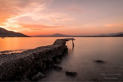 Colorful October (g_chatzov) Tags: landscape longexposure nd10 xt20 fujifilm fuji greece sea sunset pier