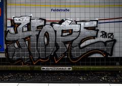 HH-Graffiti 3819 (cmdpirx) Tags: hamburg germany graffiti spray can street art hiphop reclaim your city aerosol paint colour mural piece throwup bombing painting fatcap style character chari farbe spraydose crew kru artist outline wallporn train benching panel wholecar