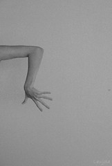 body (Laujola_) Tags: hand arm bw self portrait fragment