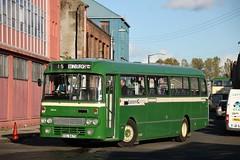 Preserved Eastern Scottish ESC 847S (S874A) | 2018 GVVT  Open Weekend Shuttles | Broad St, Bridgeton (Strathclyder) Tags: easternscottish eastern scottish seddon pennine vii alexander ytype esc 847s esc847s s847a broad street glasgow scotland gvvt bridgeton lowlandscottish 47 redbusservices honiton