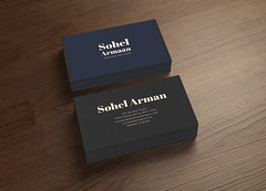 Business Card (Sohel_armaan) Tags: businesscard white black template sign promotion promote print presentation office card meet letter typography introduce identity id envelope design photoshop corporate contact concept company cards editingphoto businessman business brand logo photoshopwork editingproduct editpicture editing photographycard