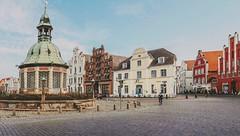 Wiederaufbau Wismar (JohannFFM) Tags: wismar wiederaufbau