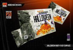 Halloween Party Flyer Template (AndyDreamm) Tags: concert dancemusic dj djevent djflyer djflyertemplate dubstep electronic event fall festival ghostparty gold halloween halloweenparty hiphop horror housemusic invitation music nightparty party partyflyer post poster pumpkin rap rave rock zombie