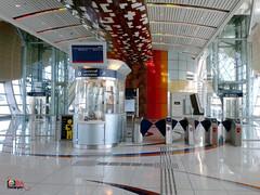 Dubai Metro (Enargy) Station_ 2013-04-01 11.26 (Raju Alfaj) Tags: sheikhzayedrd jebelalifreezone dubai metro rail abudhabi uae united arab emirates dxb dhabi دبي الإمارات العربية المتحدة