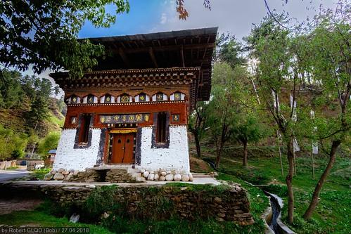 Bumthang (Jakar) - Chorten