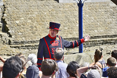 The Tower Of London 03/08/2018 (Gary S. Crutchley) Tags: tower of london traitors gate beafeater yeoman warder bridge uk great britain england united kingdom ciry nikon d800 history heritage thanks
