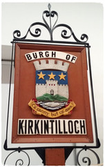 Kirkintilloch Coat of Arms. (Paris-Roubaix) Tags: