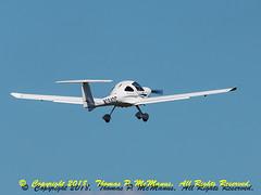 N294DC (Thomas P. McManus) Tags: n294dc diamondda20c1eclipse wingsfieldklom canoneos5dmarkiv canonef100~400iizoom