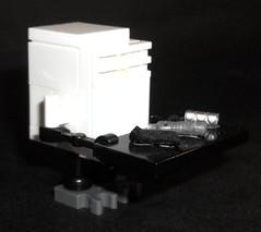 Kessel Mine Droid #6 W1-E65