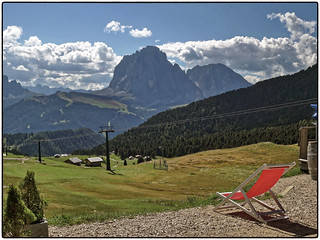 Day 12 • Col Raiser, Fermeda-Hütte, Mountainview II