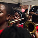 Young trombonists