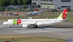 CS-TPP LSZH 31-07-2018 (Burmarrad (Mark) Camenzuli Thank you for the 13.7) Tags: airline tap express aircraft embraer 190100lr registration cstpp cn 19000441 lszh 31072018
